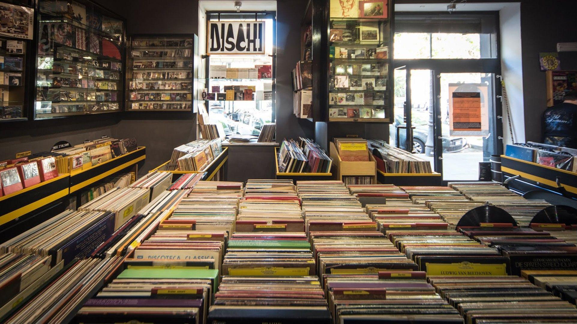 Vinyl Records for Sale | Millerecords Music Record Store Rome