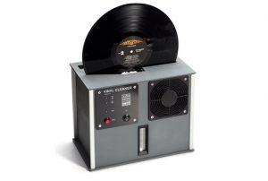 macchina a ultrasuoni per pulizia del disco